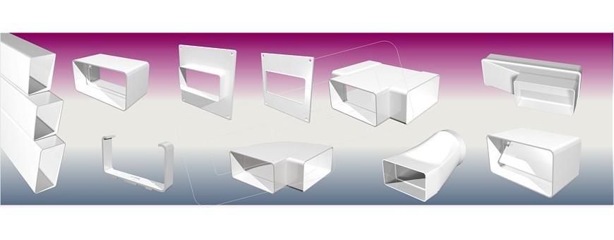 Ventilación - Conductos plástico rectangulares | Picon Sistemas