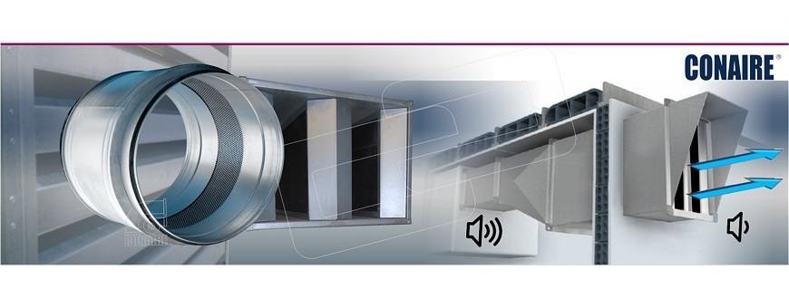 Silenciadores Acústicos | Picon Sistemas