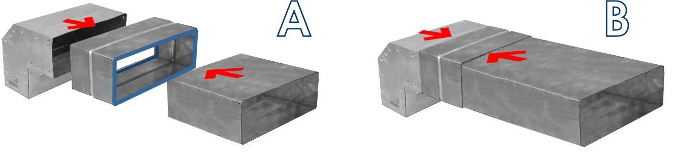 sistema unión conaire minivent
