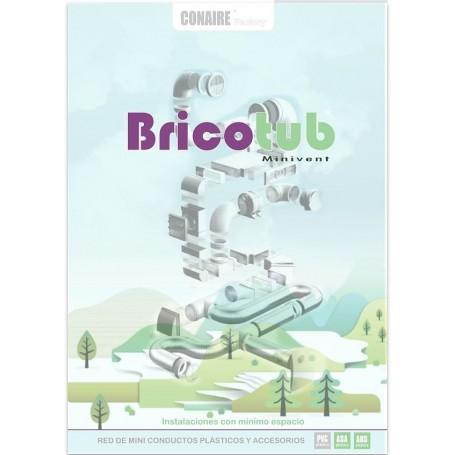 Catalogo conductos plásticos BRICOTUB minivent